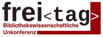 freitag - Bibliothekswissenschaftliche Unkonferenz / Logo