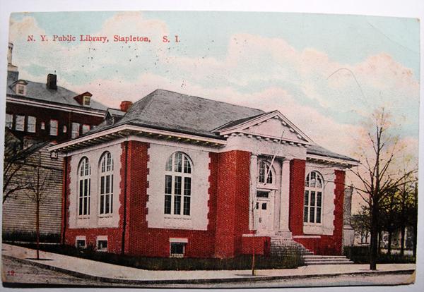 Stapleton Public Library