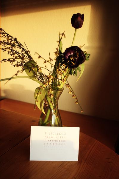 freitag 2013 Vase