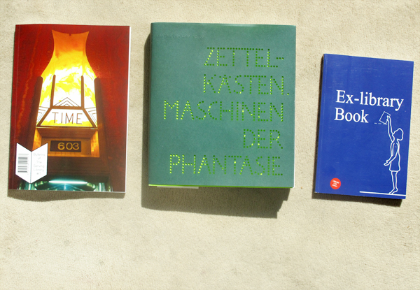 Besprochene Bücher / Mai 2013