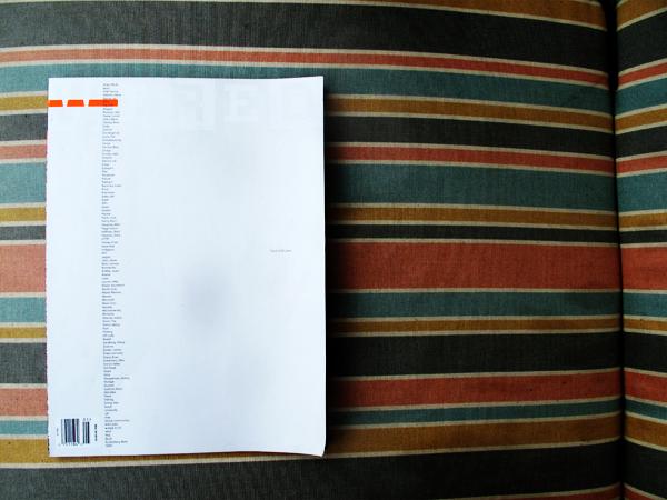 Wired - das weiße Heft