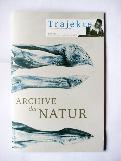 Cover Trajekte Nr. 27