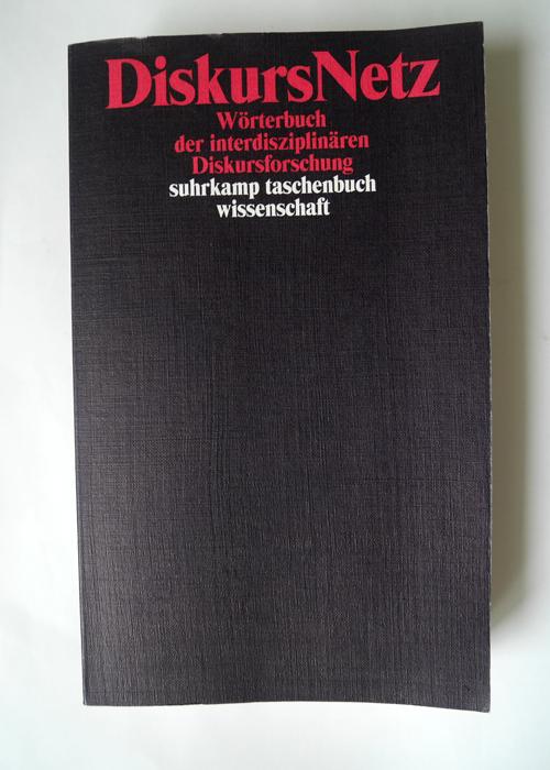 DiskursNetz Cover