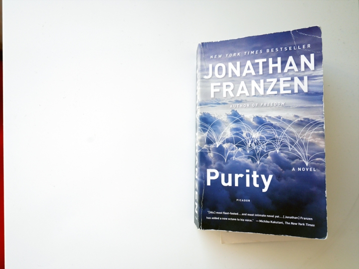 Cover Jonathan Franzen Purity