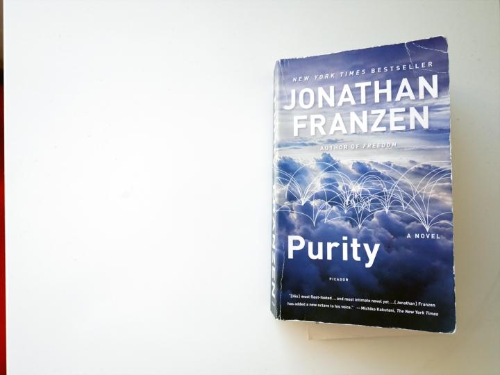 Cover Jonathan Franzen Purity