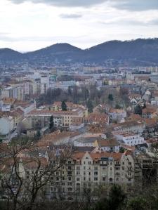 Graz im Februar